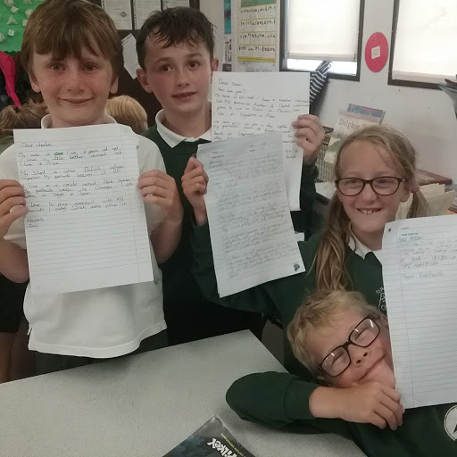 St Peter's C of E Primary School | Rowan Class: Global Pen Pals